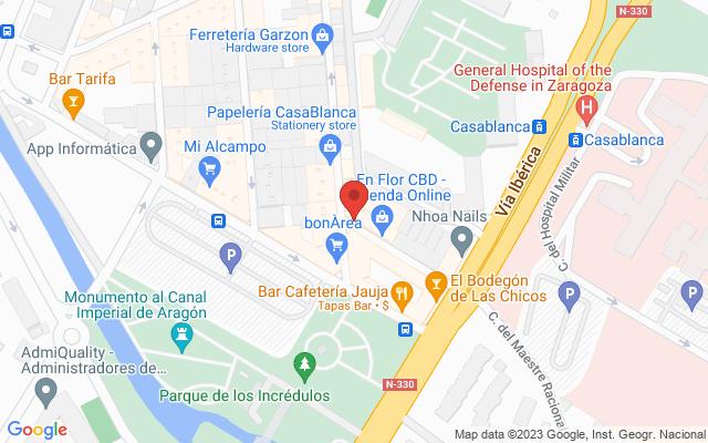 Administración nº43 de Zaragoza