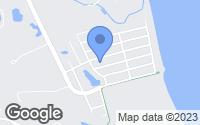 Map of North Kingstown, RI