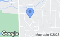 Map of Homer Glen, IL