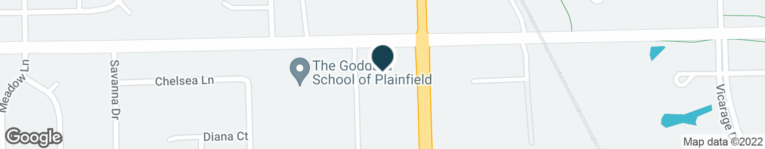 Google Map of24801 W 135TH ST