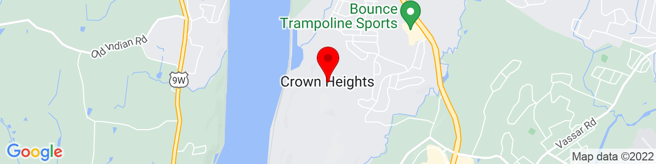 Google Map of 41.63722222222222, -73.93777777777778