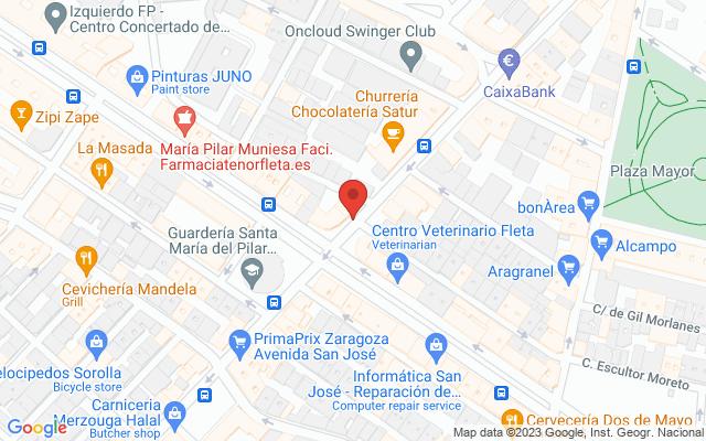 Administración nº20 de Zaragoza