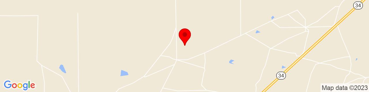 Google Map of 41.638448, -105.5943388