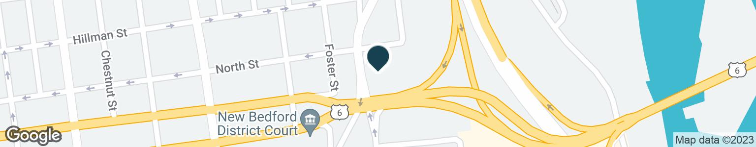 Google Map of838 PLEASANT ST