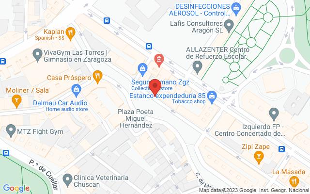 Administración nº60 de Zaragoza