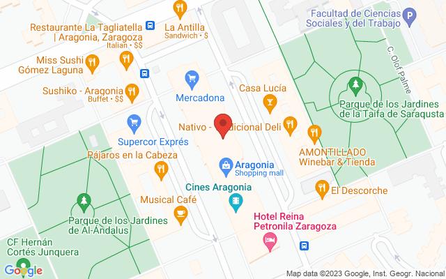 Administración nº82 de Zaragoza