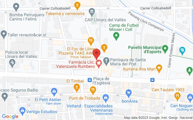 Administración nº1 de Llinars del Vallès