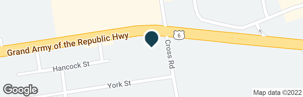 Google Map of495 STATE RD
