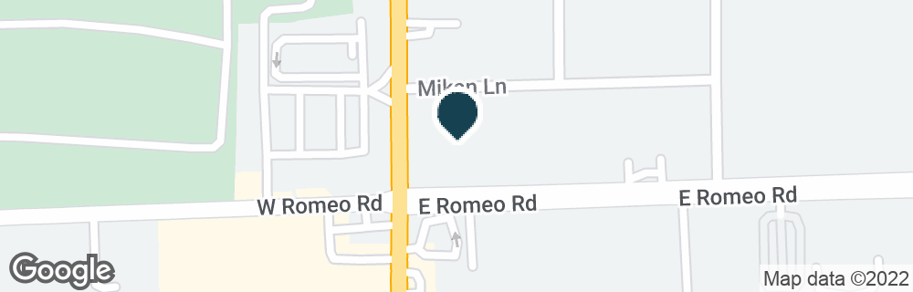 Google Map of347 N INDEPENDENCE BLVD