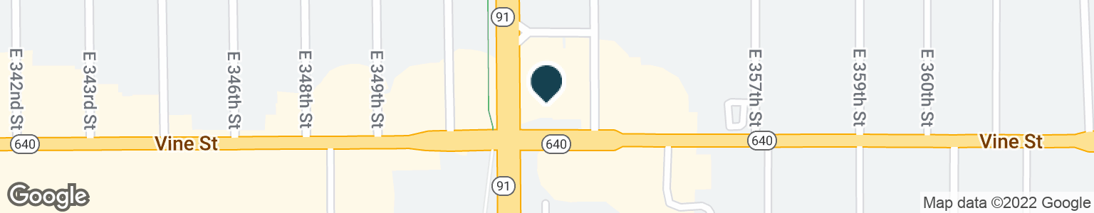 Google Map of35279 VINE ST
