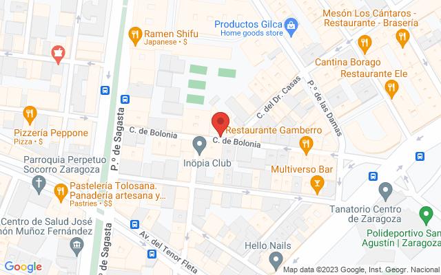 Administración nº25 de Zaragoza