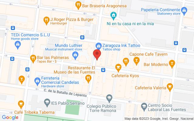 Administración nº36 de Zaragoza
