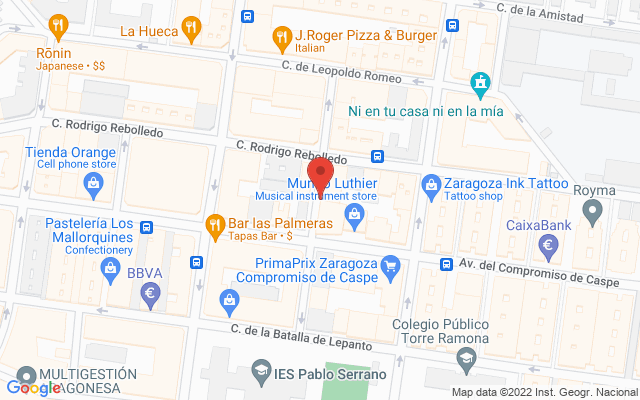 Administración nº62 de Zaragoza
