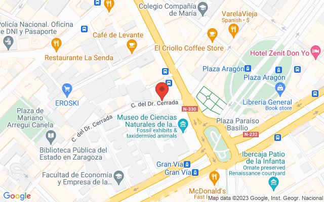 Administración nº80 de Zaragoza