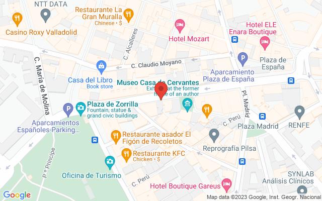 Administración nº21 de Valladolid