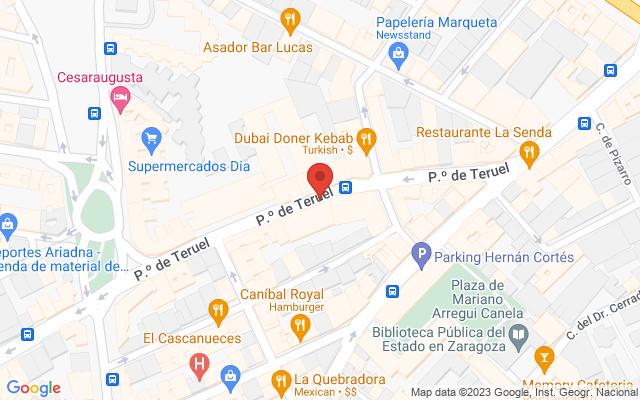 Administración nº64 de Zaragoza
