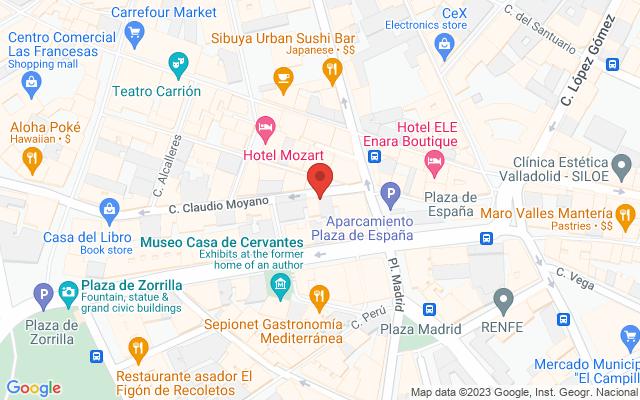 Administración nº27 de Valladolid