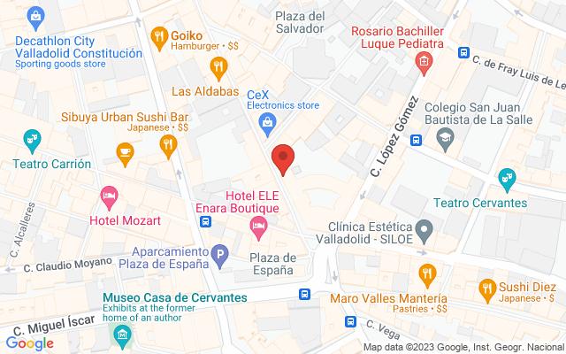 Administración nº6 de Valladolid