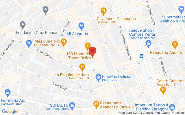 Administración nº41 de Zaragoza