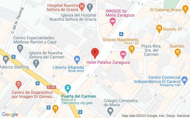 Administración nº14 de Zaragoza