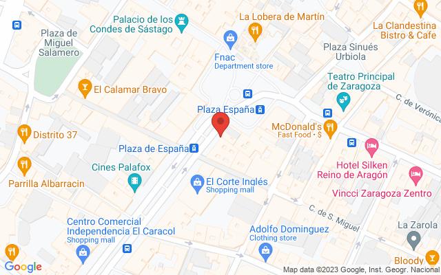Administración nº4 de Zaragoza