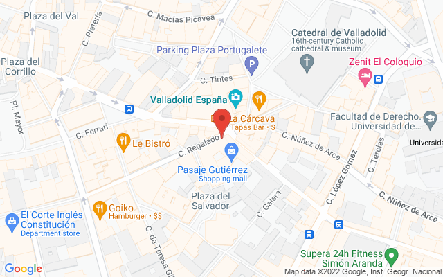 Administración nº13 de Valladolid