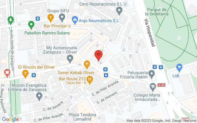 Administración nº57 de Zaragoza