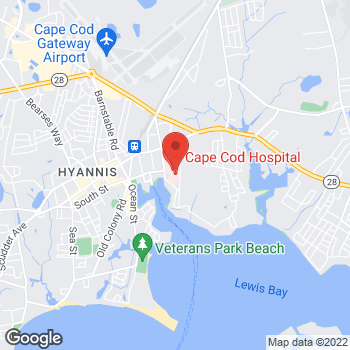 Map of Tara Chute, MD at 40 Quinlan Way, Suite 150, Hyannis, MA 02601