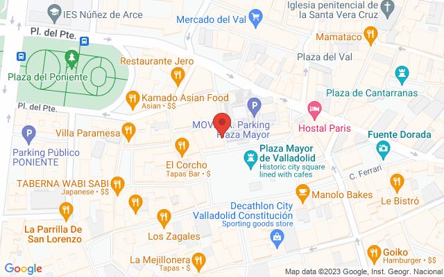 Administración nº18 de Valladolid