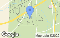 Map of Painesville, OH