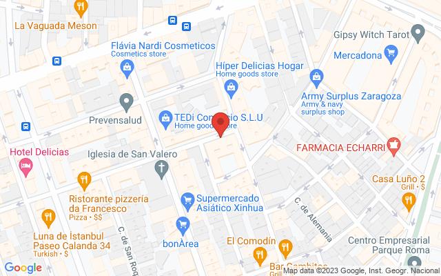 Administración nº28 de Zaragoza