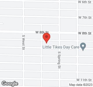 322 W 9th Street