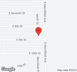 832 E 9th Street