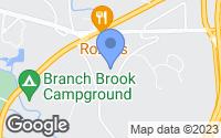 Map of Thomaston, CT