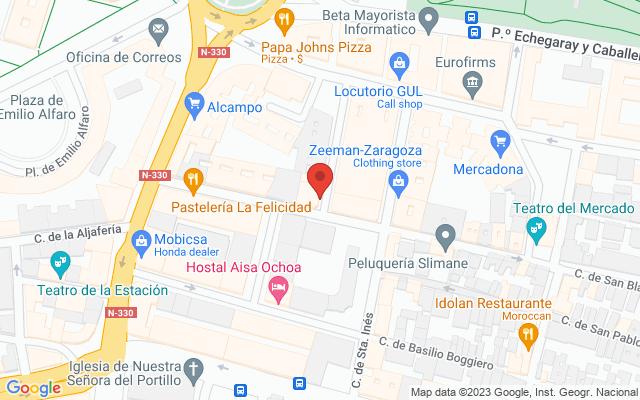 Administración nº65 de Zaragoza