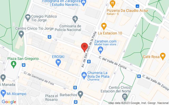 Administración nº50 de Zaragoza