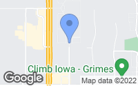 Map of Grimes, IA