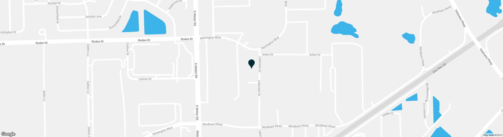 1290 Lakeview Drive Romeoville IL 60446