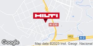 Tienda Hilti-Zaragoza