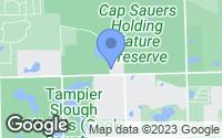 Map of Palos Park, IL
