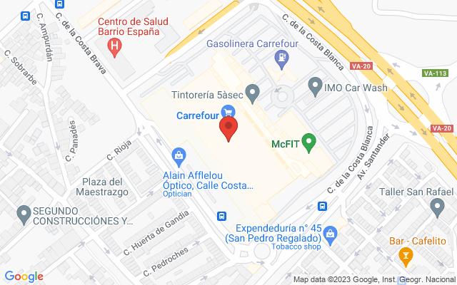 Administración nº16 de Valladolid
