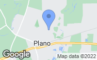 Map of Plano, IL