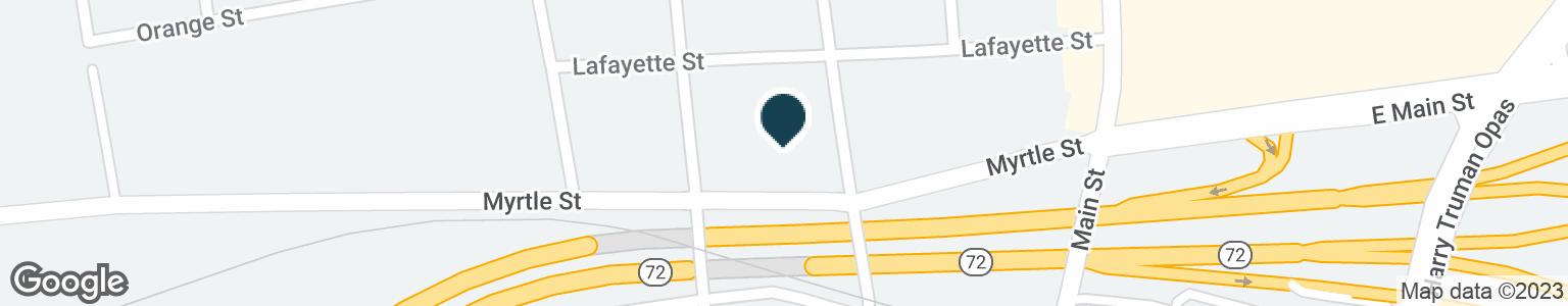 Google Map of102 WASHINGTON ST