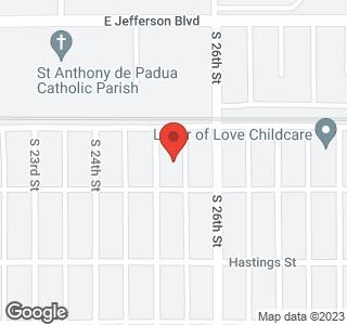 518 S 25th Street