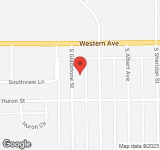 430 S Gladstone Avenue