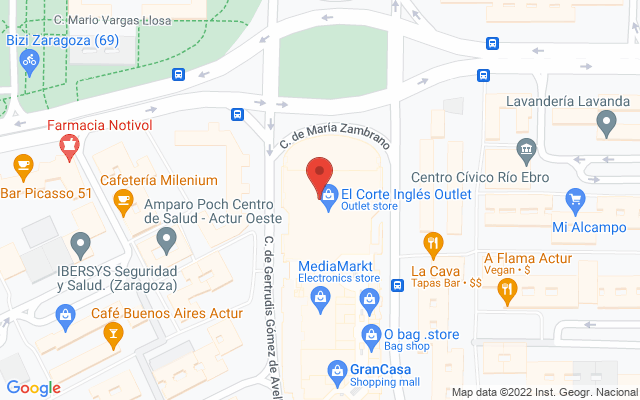 Administración nº76 de Zaragoza