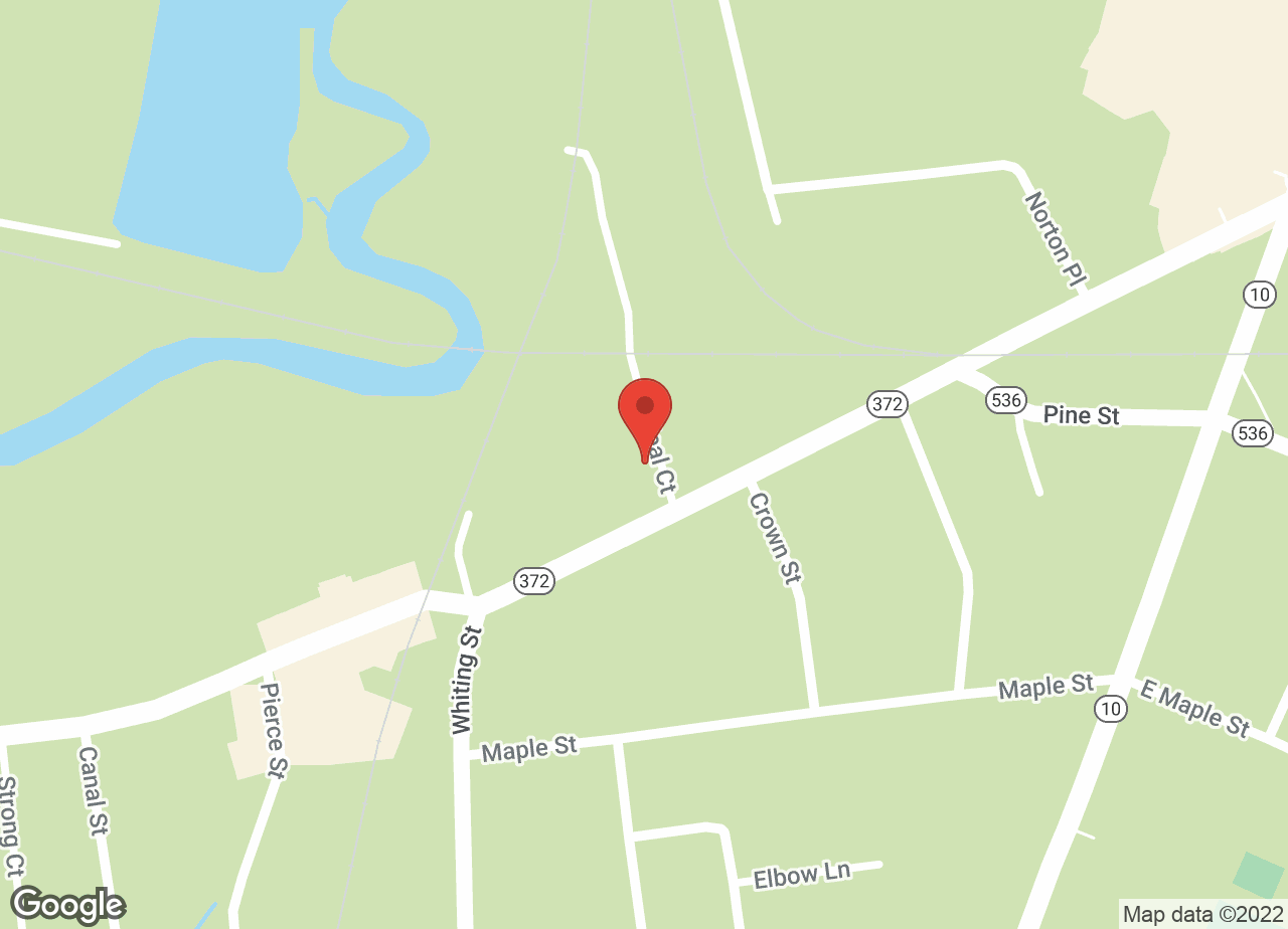 Google Map of VCA Old Canal Animal Hospital