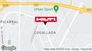 Obtener indicaciones para Tienda Hilti-Zaragoza