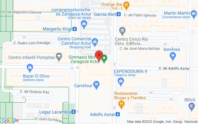 Administración nº35 de Zaragoza