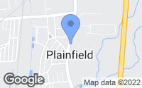 Map of Plainfield, CT